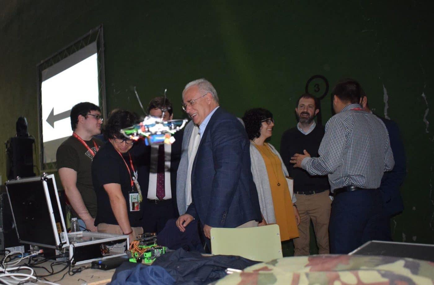 Riojaparty 2018 coge vuelo: drones, videojuegos y mucha 'party' 11