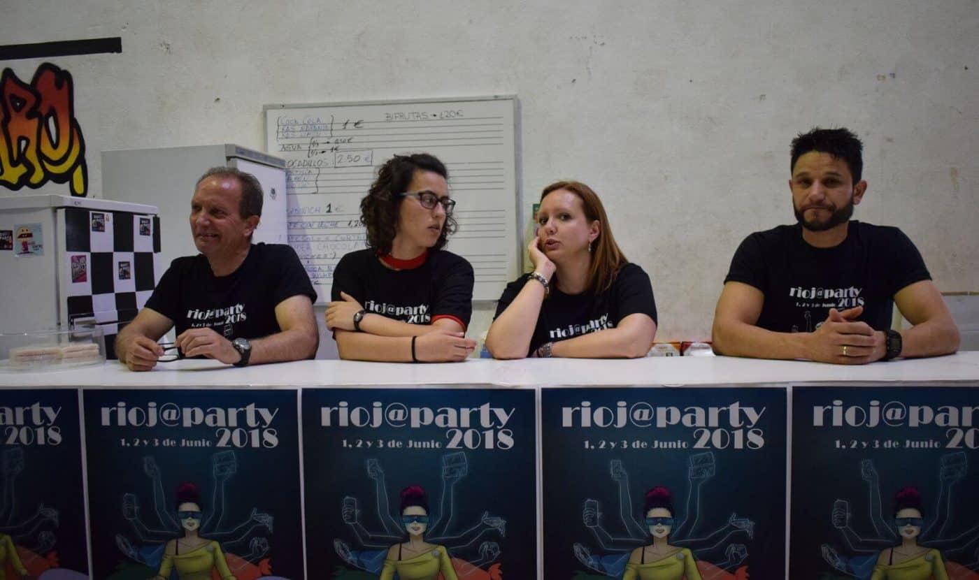Riojaparty 2018 coge vuelo: drones, videojuegos y mucha 'party' 6