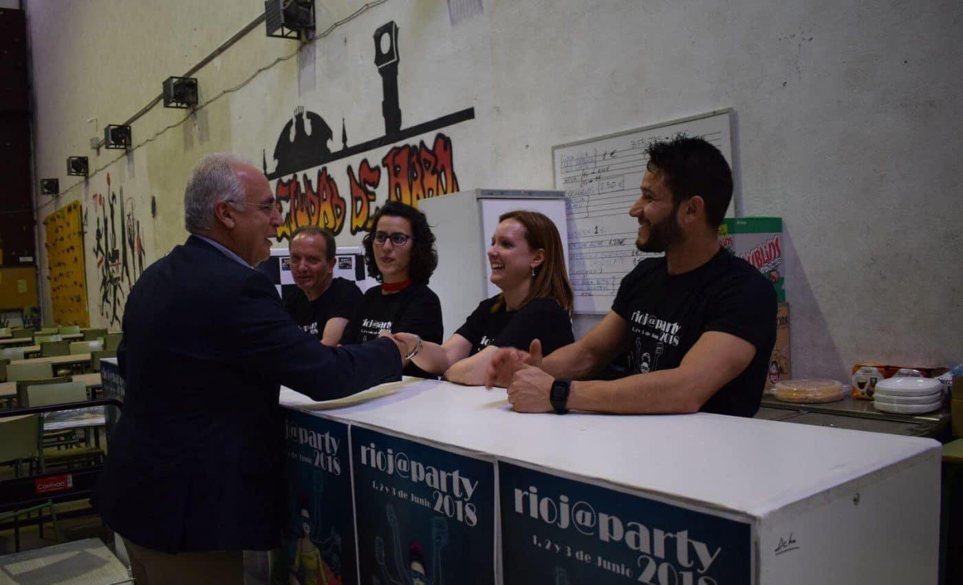 Riojaparty 2018 coge vuelo: drones, videojuegos y mucha 'party' 7