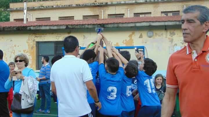 Teresianas, Galdakao, Soraluze, Valle del Ebro, La Calzada y Casco Viejo, ganadores del Torneo Naranja 3
