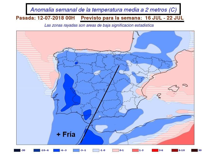 Nuevo aviso amarillo por tormentas para este miércoles en La Rioja Alta: ocasionalmente fuertes y con granizo 2