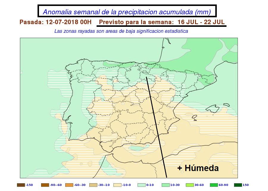 Nuevo aviso amarillo por tormentas para este miércoles en La Rioja Alta: ocasionalmente fuertes y con granizo 1