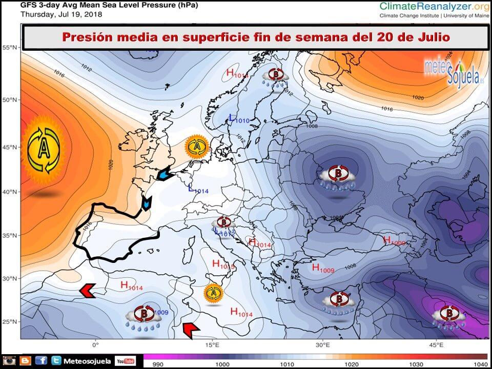 De nuevo tiempo inestable para el fin de semana en La Rioja Alta 4