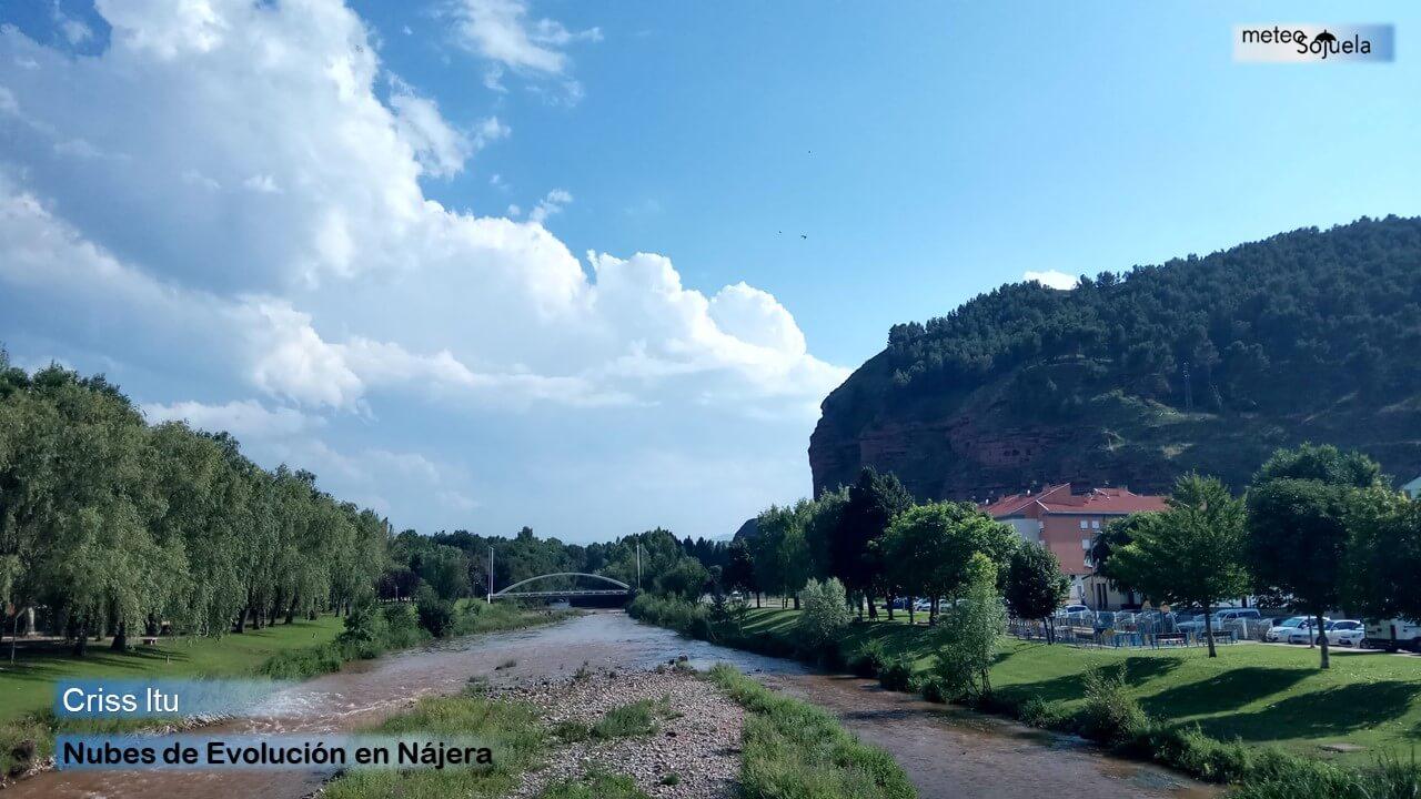 De nuevo tiempo inestable para el fin de semana en La Rioja Alta 6