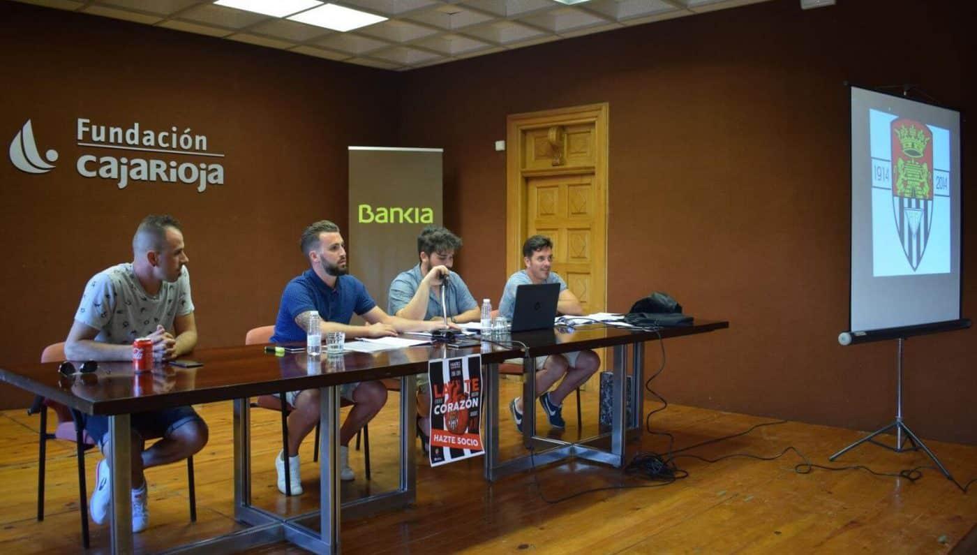 El Haro Deportivo baraja un presupuesto de unos 160.000 euros para la próxima temporada 2