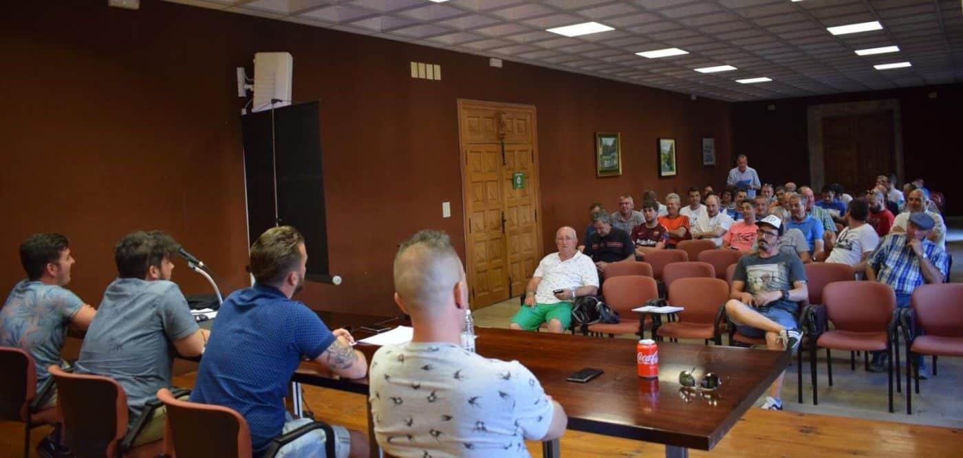 El Haro Deportivo baraja un presupuesto de unos 160.000 euros para la próxima temporada 5