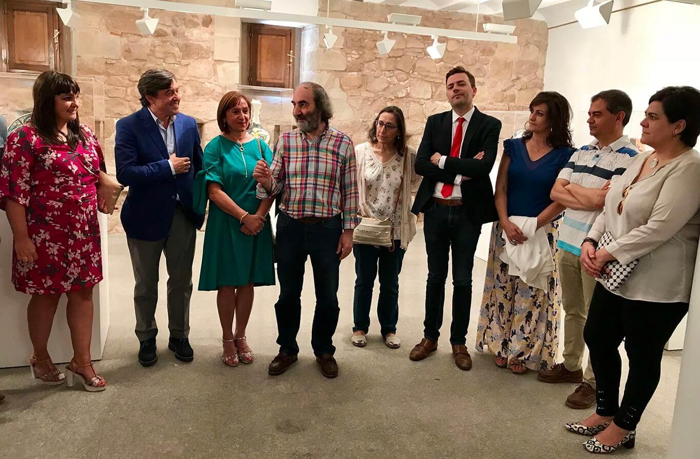 Inaugurada la Feria N.A.C.E. de Navarrete dedicada a Pablo Picasso 2