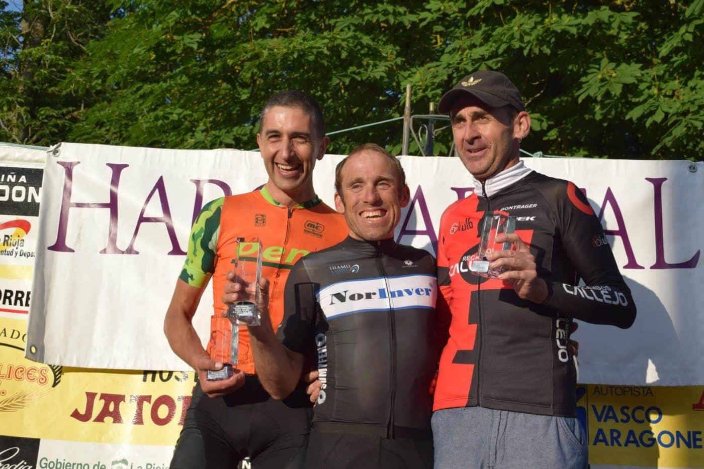 Ion Zeberio, el más fuerte en Villalba de Rioja 52