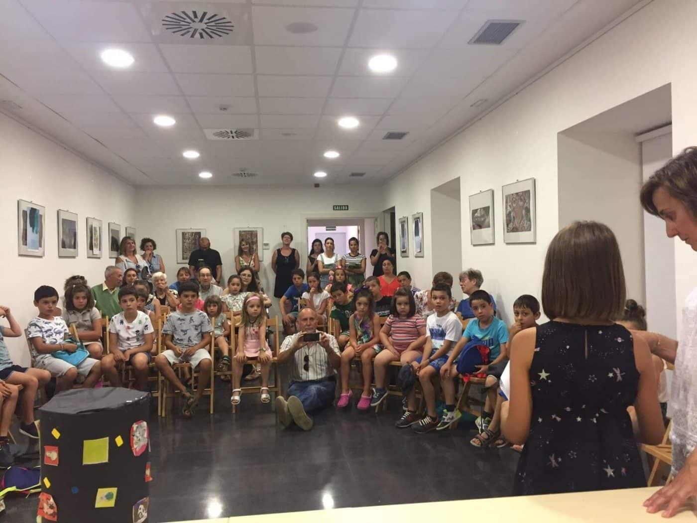 La biblioteca de Casalarreina inaugura sus actividades de verano 1