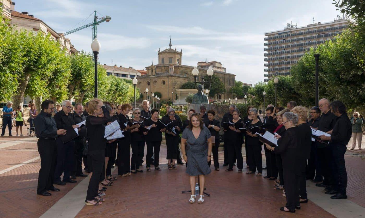 La música clásica resonará este domingo en las calles de Haro 1