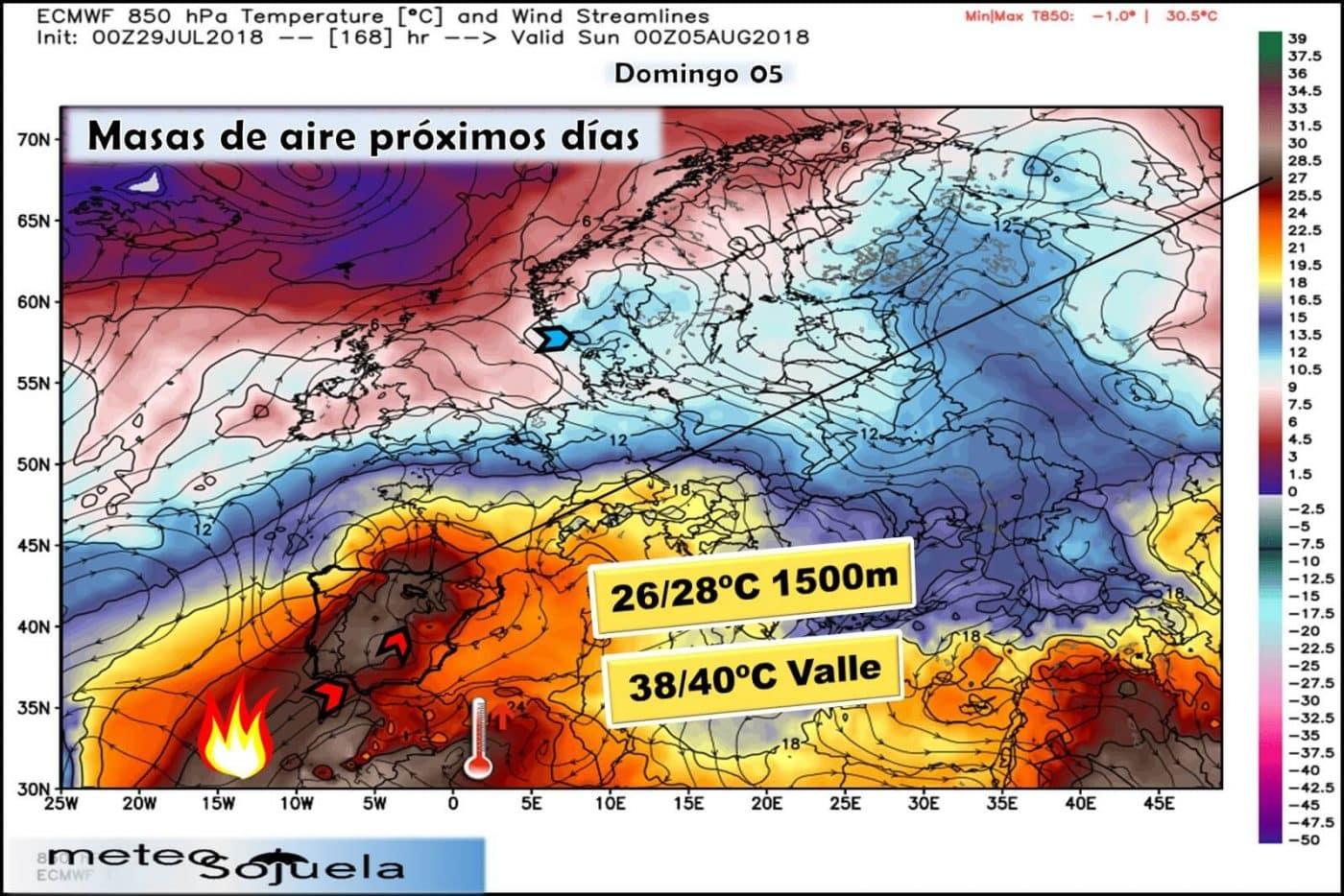 La Rioja tropical: primer episodio de calor importante del verano 2