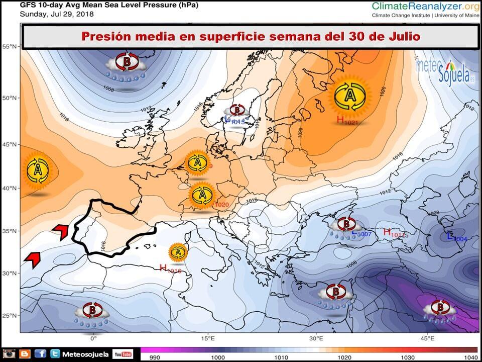 La Rioja tropical: primer episodio de calor importante del verano 4