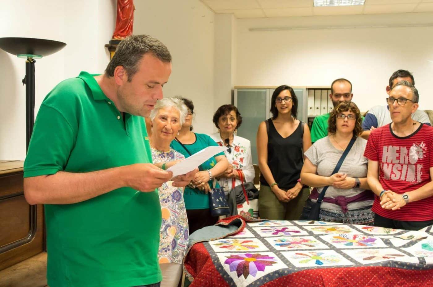 Las Mujeres de la Vega donan 2.500 euros a Asprodema 2