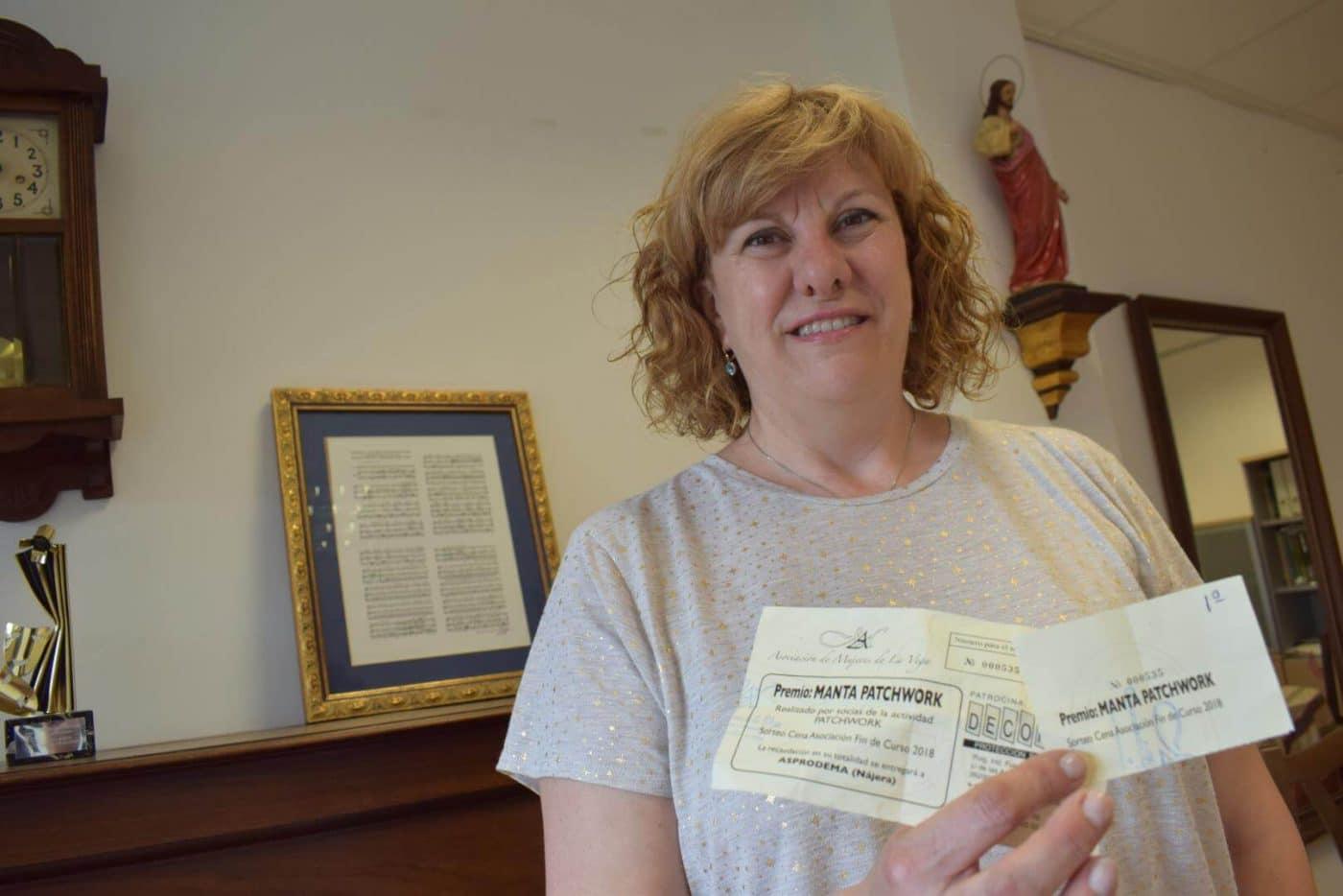 Las Mujeres de la Vega donan 2.500 euros a Asprodema 4