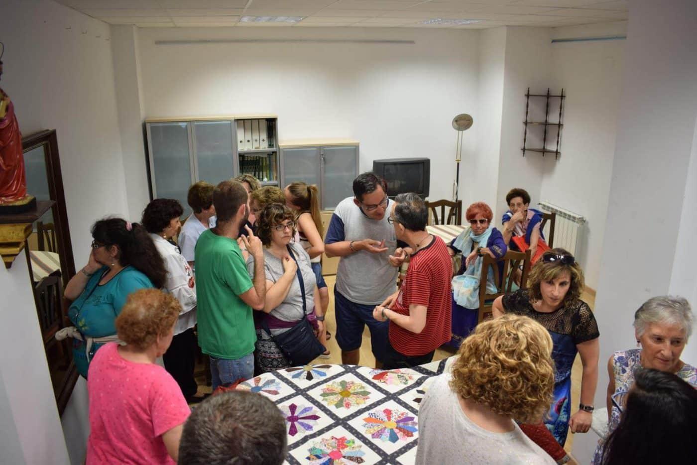 Las Mujeres de la Vega donan 2.500 euros a Asprodema 5