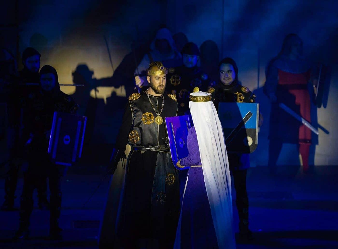 Más de 2.600 espectadores disfrutaron de una edición de oro del Reino de Nájera 5
