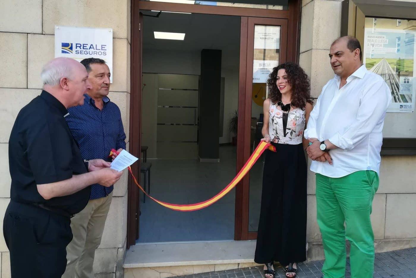 Reale seguros inaugura oficina en haro - Reale seguros oficinas ...