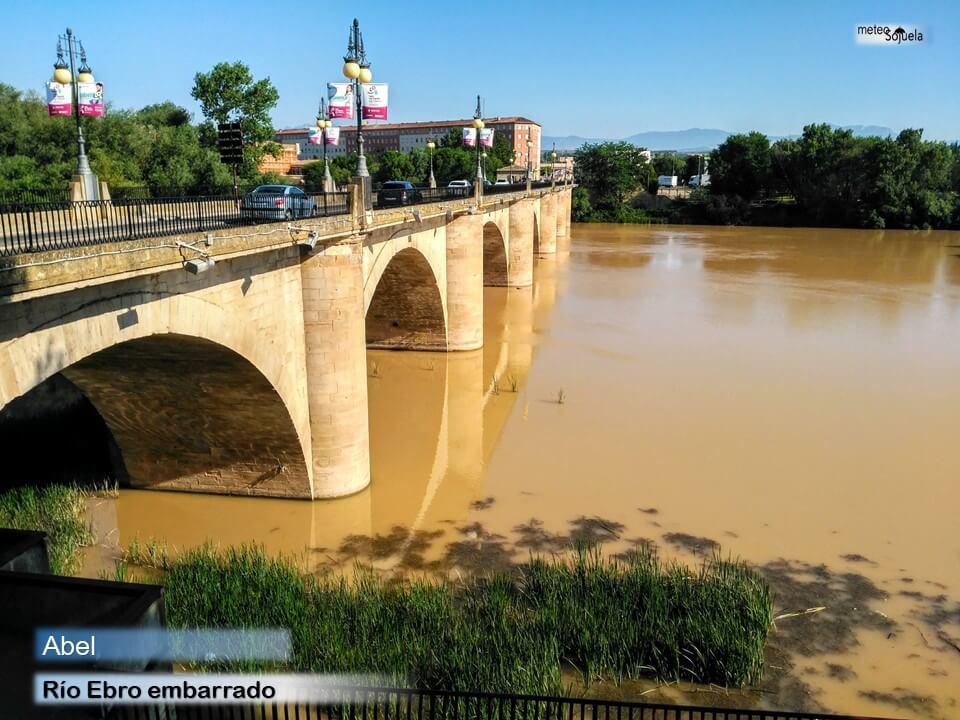Nuevo aviso amarillo por tormentas para este miércoles en La Rioja Alta: ocasionalmente fuertes y con granizo 5