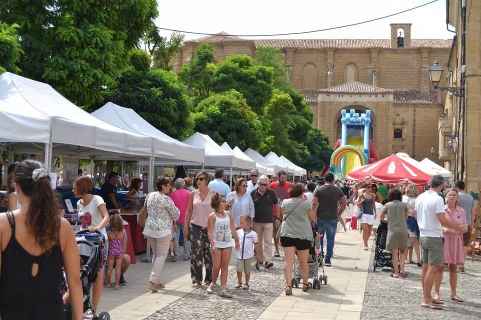 Casalarreina enciende este viernes sus fiestas en honor a San Vitores 1