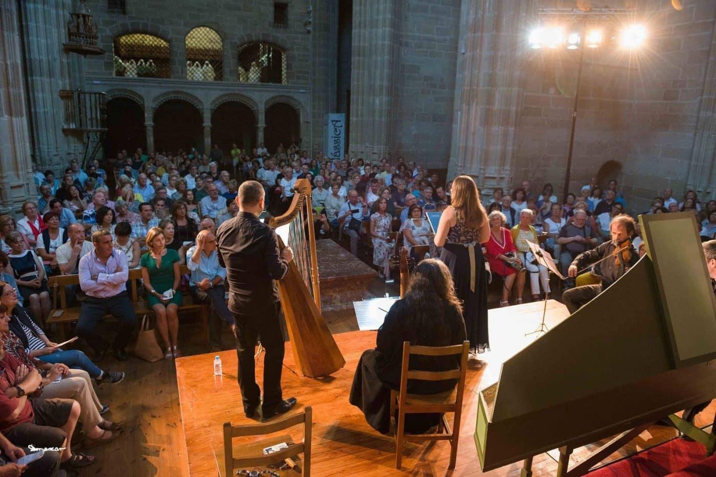 Clássica 2018 de Casalarreina se despide con un concierto de lujo: Amanda Forsythe & Hexacordum Apollinis 3