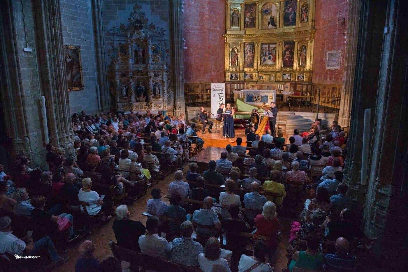 Clássica 2018 de Casalarreina se despide con un concierto de lujo: Amanda Forsythe & Hexacordum Apollinis 1