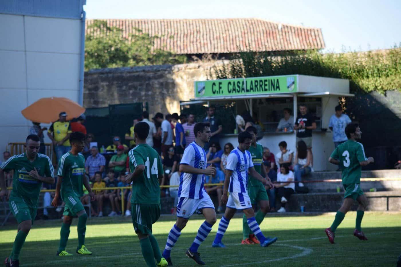 El Náxara se lleva el Trofeo Antonio Ceular del Casalarreina CF 1