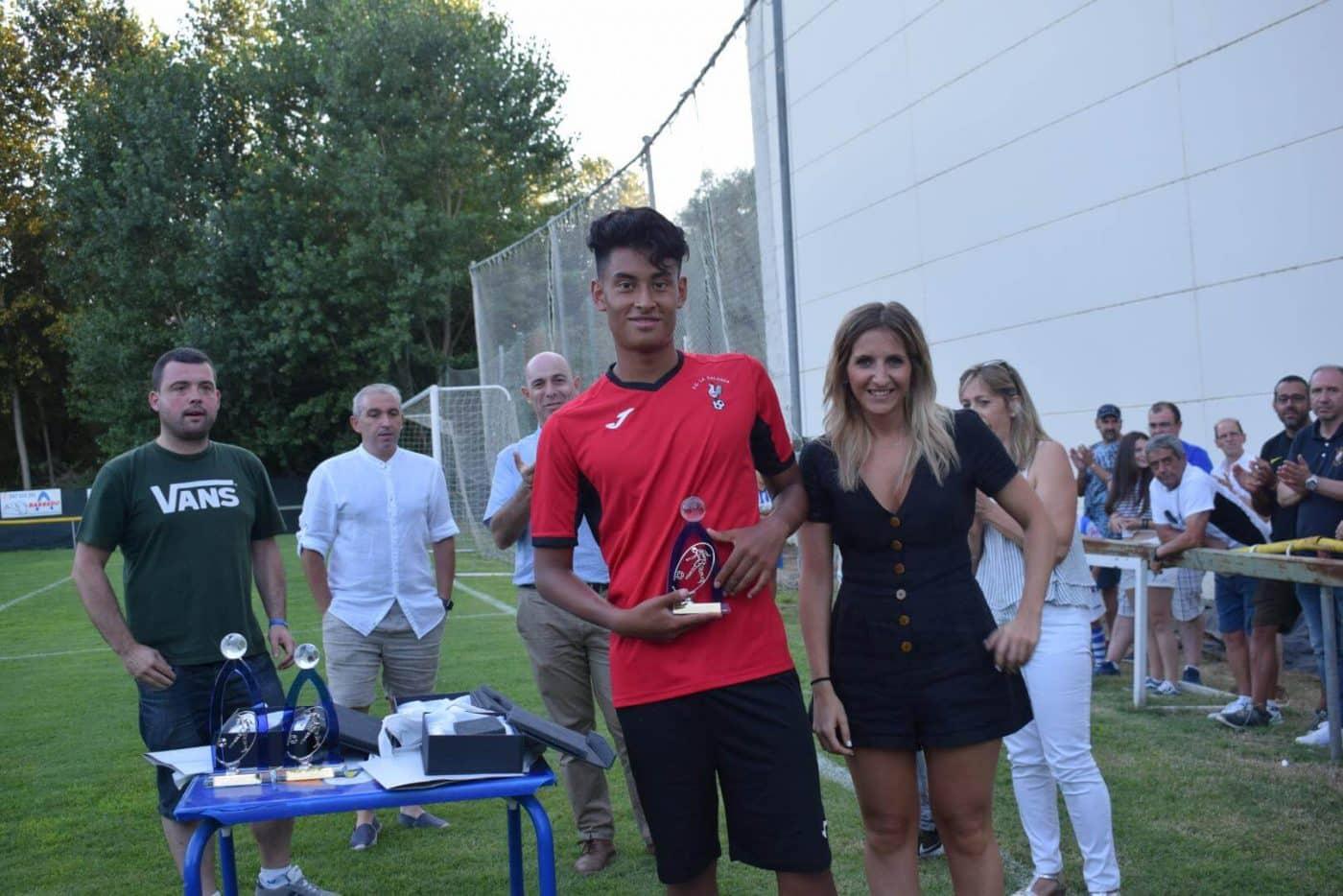 El Náxara se lleva el Trofeo Antonio Ceular del Casalarreina CF 12