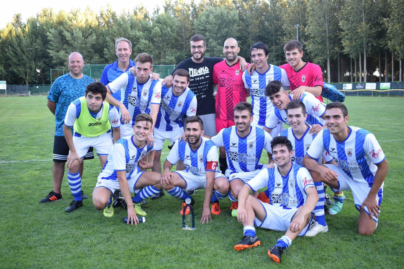 El Náxara se lleva el Trofeo Antonio Ceular del Casalarreina CF 14