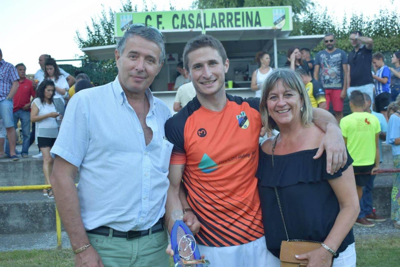 El Náxara se lleva el Trofeo Antonio Ceular del Casalarreina CF 15