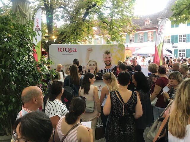 El Rioja, protagonista de los festivales de cine al aire libre de Suiza 1