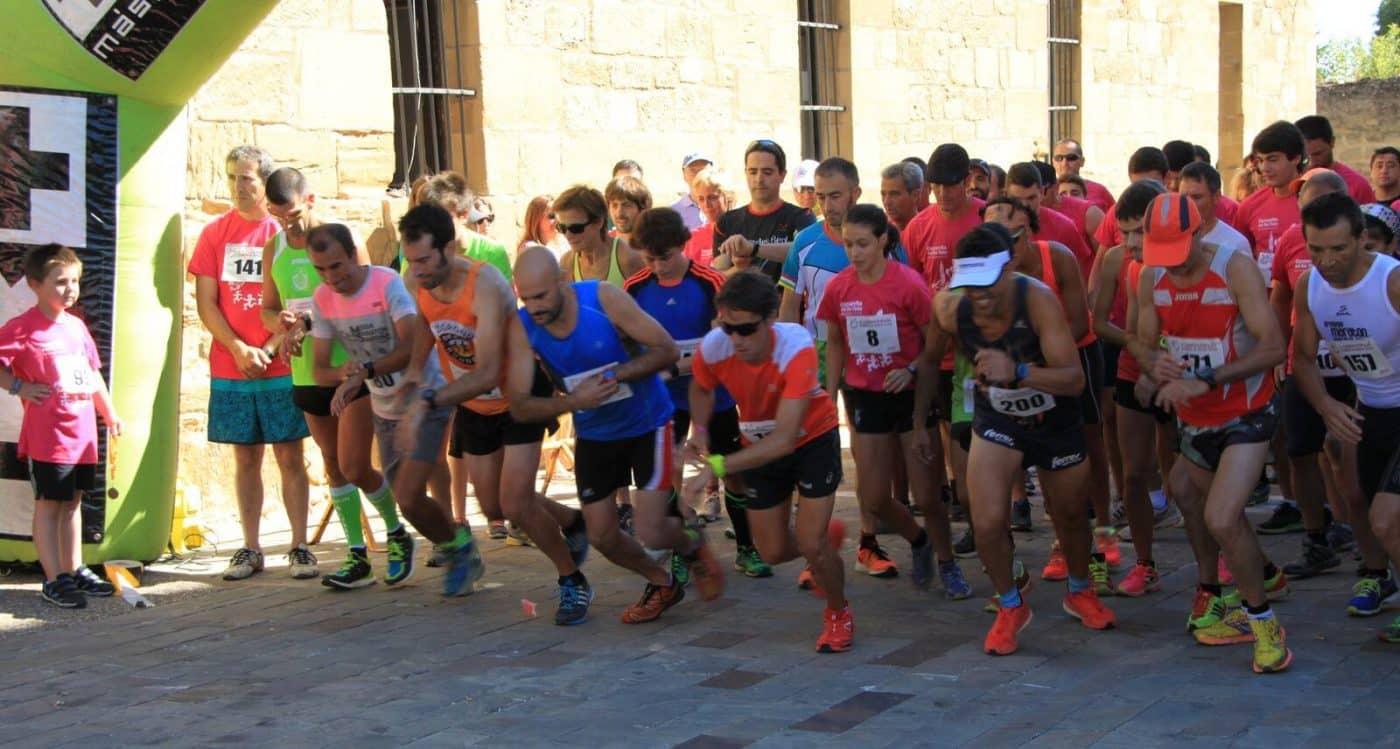 Este domingo, sexta edición de la 'Subida al Bolo' en Cuzcurrita de Río Tirón 1
