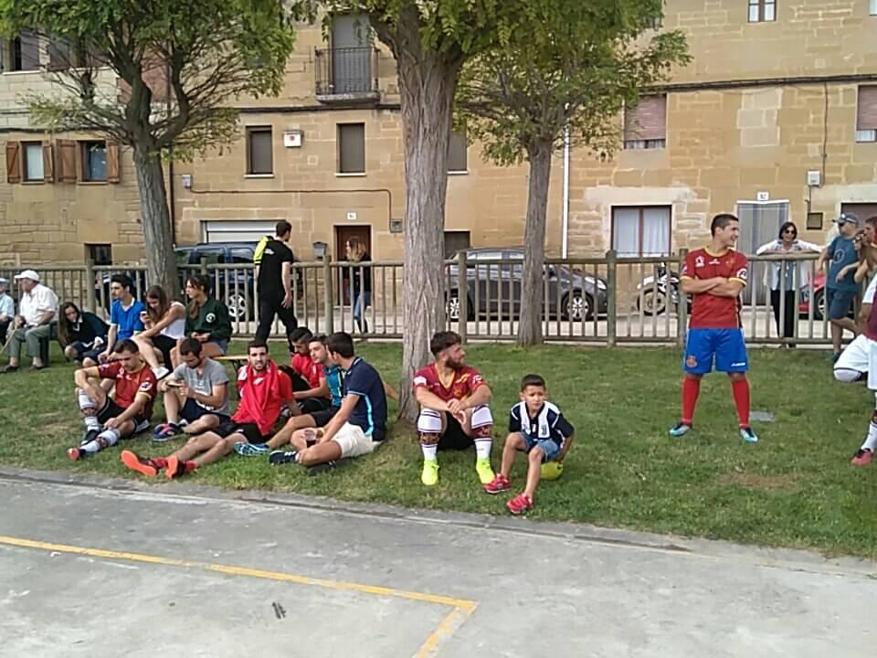 Fonzaleche vibró con sus 12 horas de fútbol sala 12
