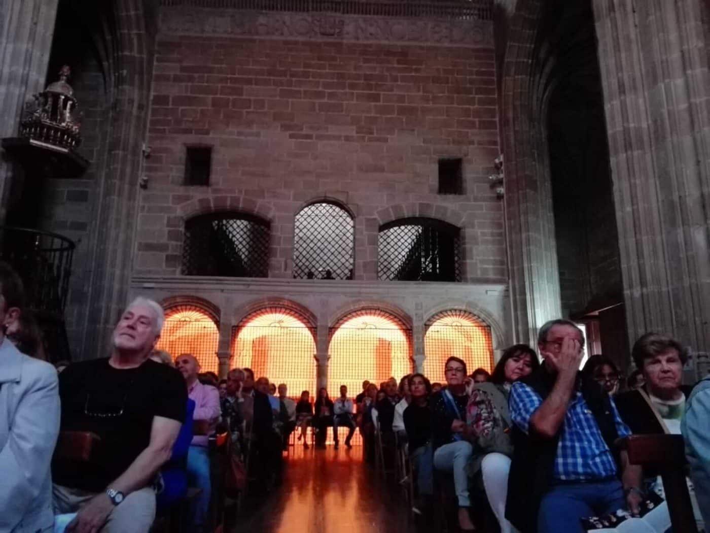 Los acordes más antiguos ya resuenan en La Piedad de Casalarreina 2