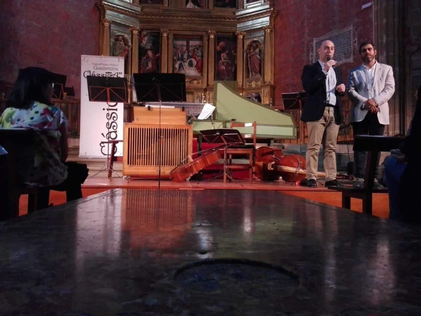Los acordes más antiguos ya resuenan en La Piedad de Casalarreina 4