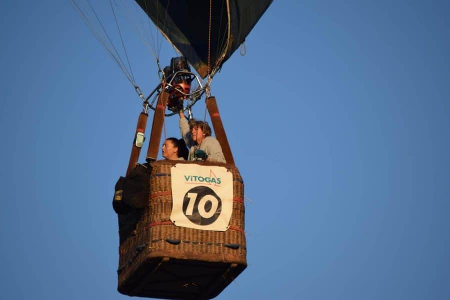 La Regata Internacional de Globos Aerostáticos volverá a los cielos de Haro el 15 de agosto 2