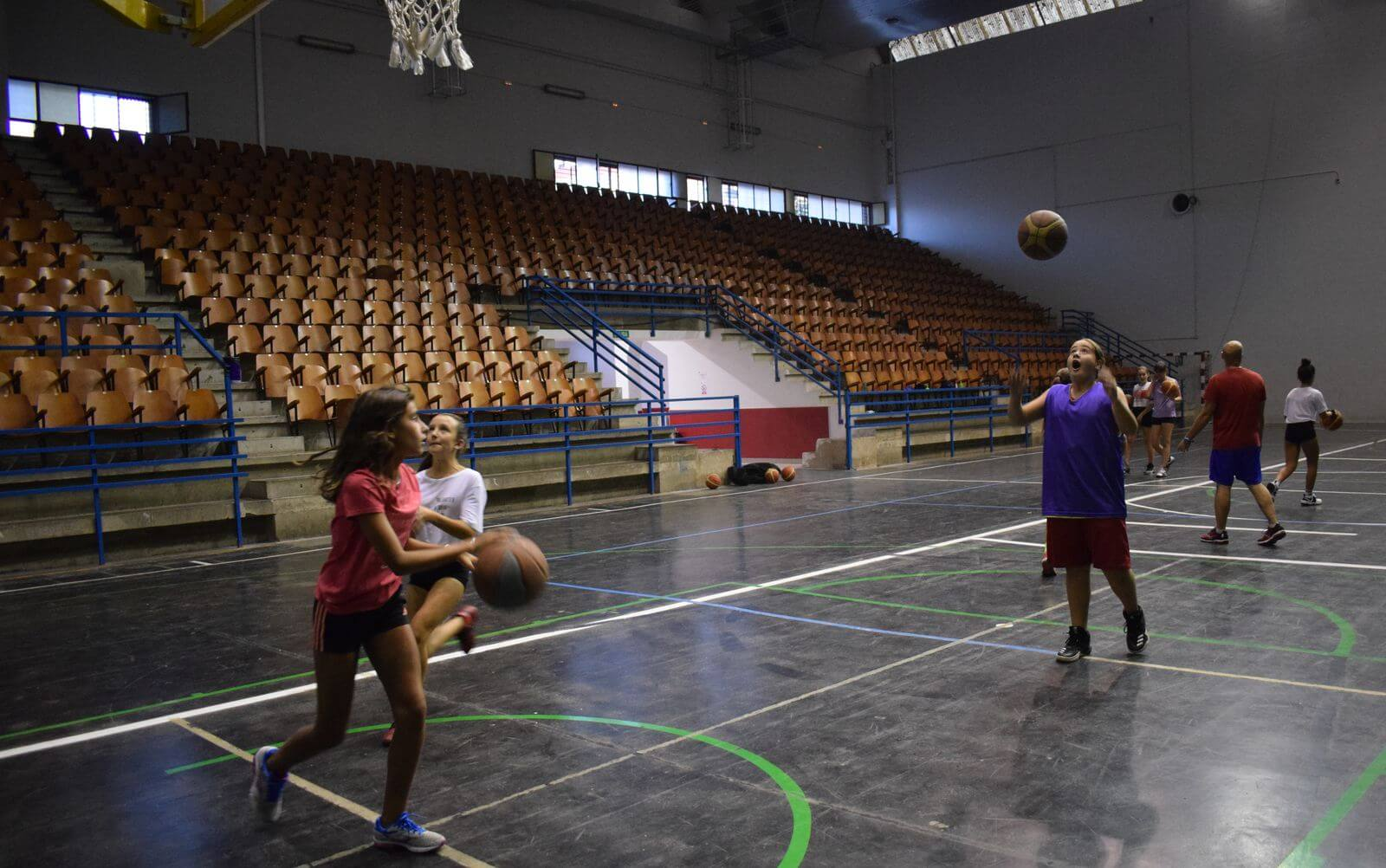 El baloncesto de Corazonistas, en marcha 1