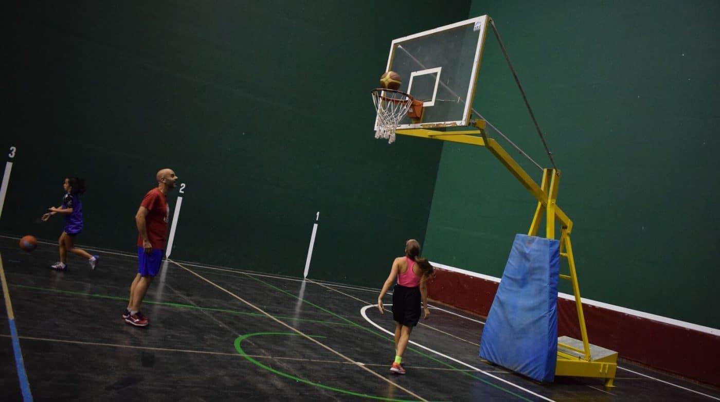 El baloncesto de Corazonistas, en marcha 2