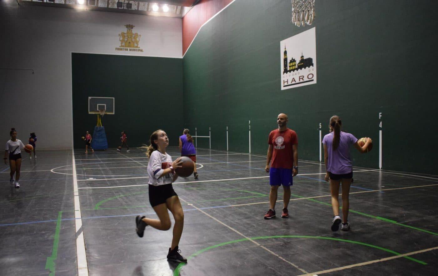 El baloncesto de Corazonistas, en marcha 4