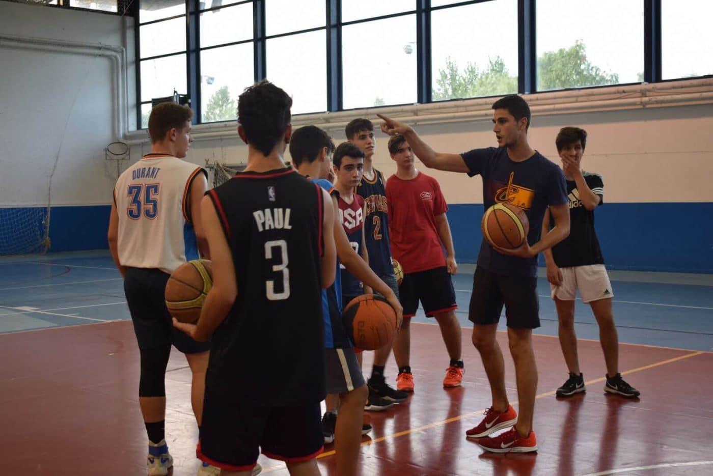 El baloncesto de Corazonistas, en marcha 5