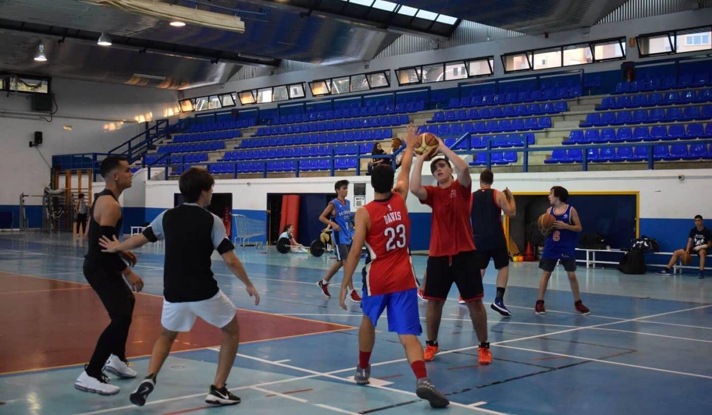 El baloncesto de Corazonistas, en marcha 6