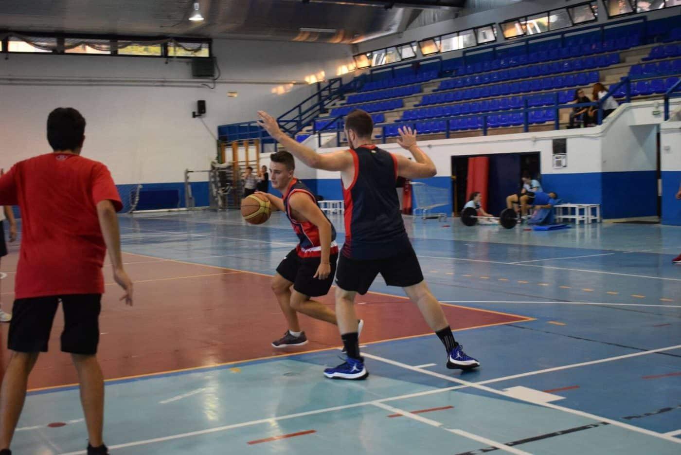 El baloncesto de Corazonistas, en marcha 7