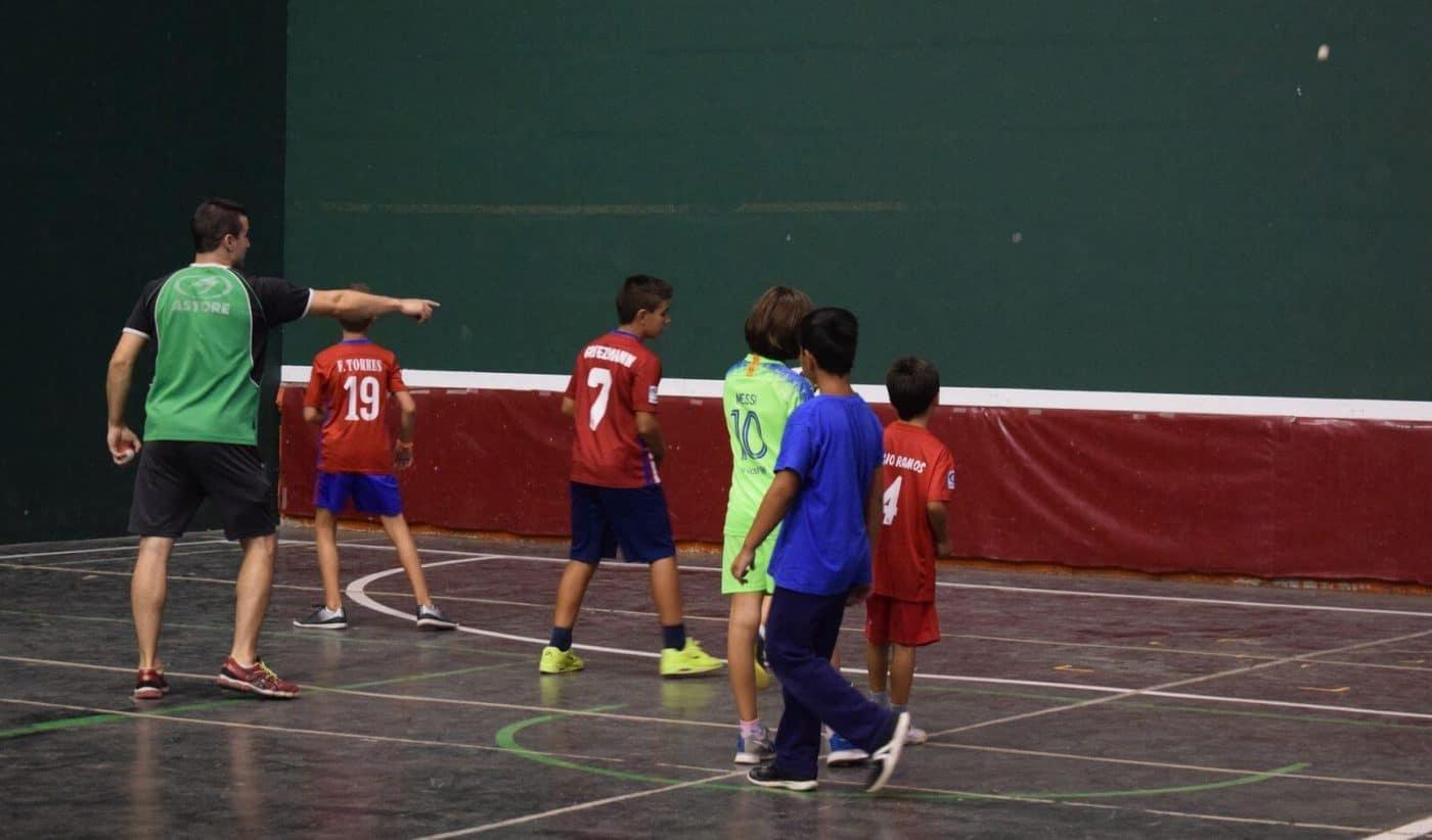 El Club Pelota Haro, a pleno rendimiento a las órdenes de Miguel Merino 2
