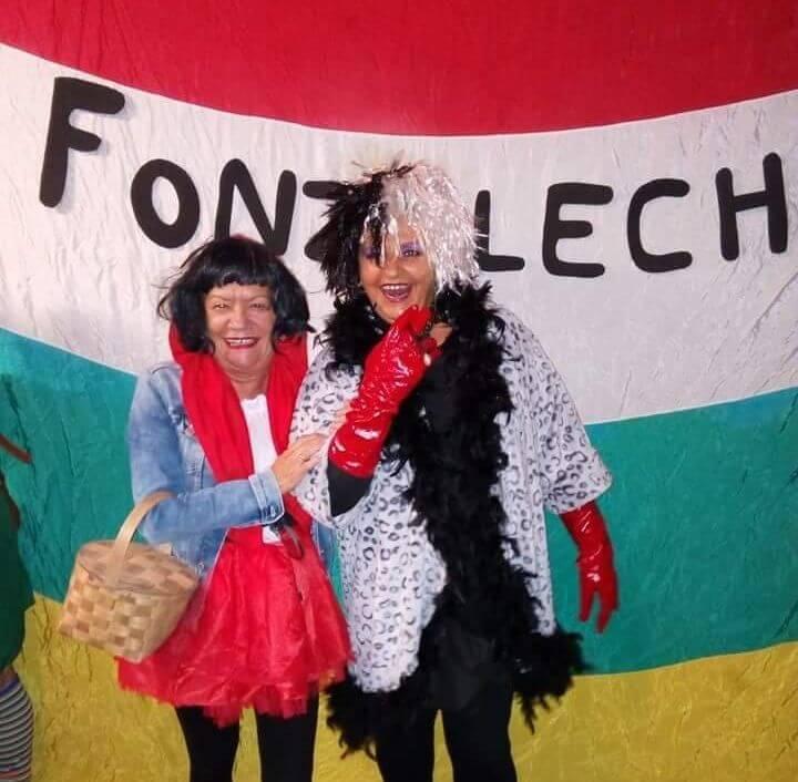 Fonzaleche se viste de fiesta desde el viernes 5