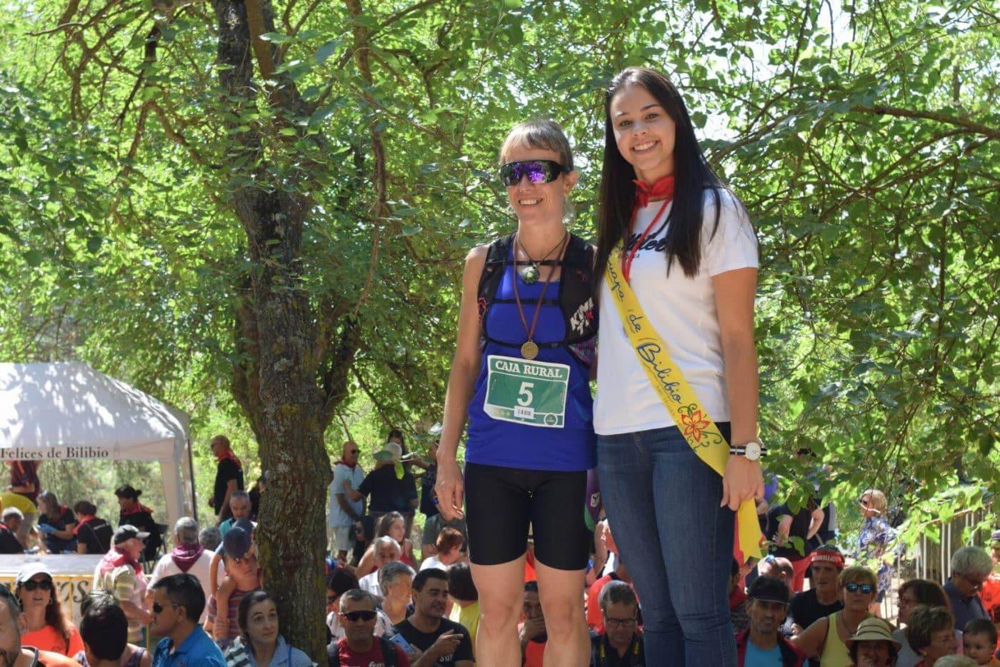 Gustavo Sánchez y Rebeca Peña, ganadores en San Felices 12