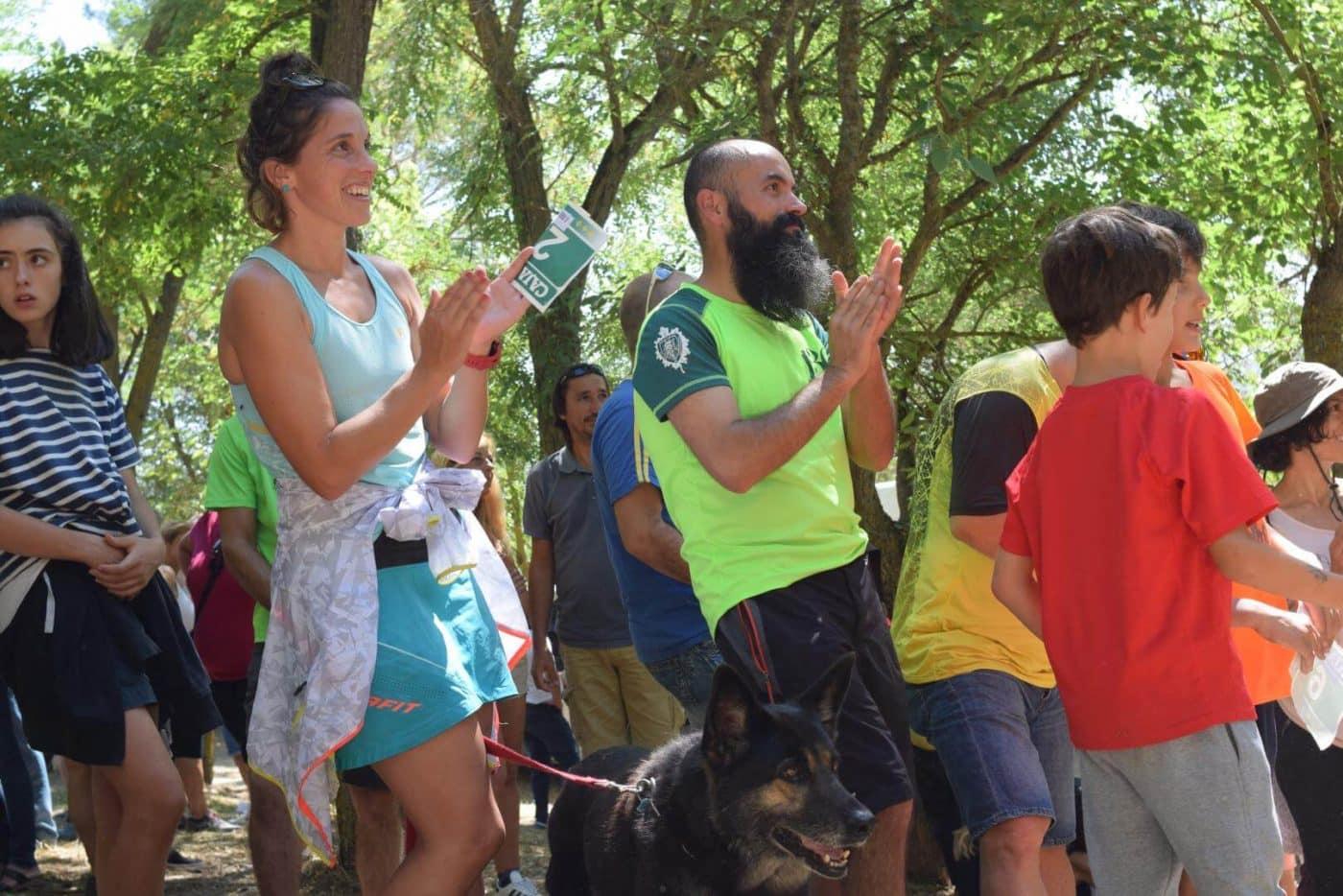 Gustavo Sánchez y Rebeca Peña, ganadores en San Felices 13