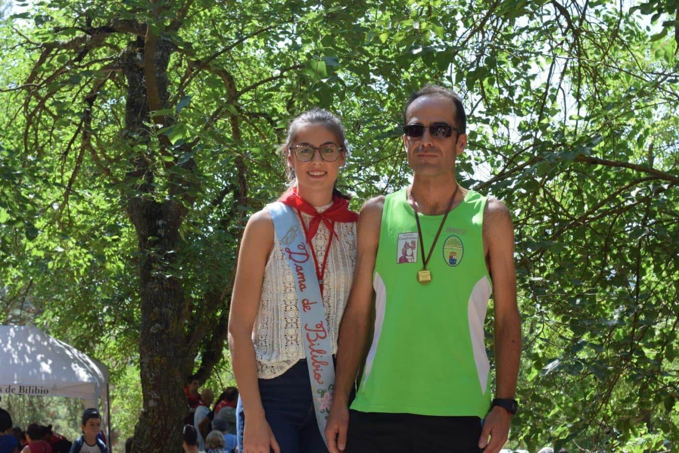Gustavo Sánchez y Rebeca Peña, ganadores en San Felices 19