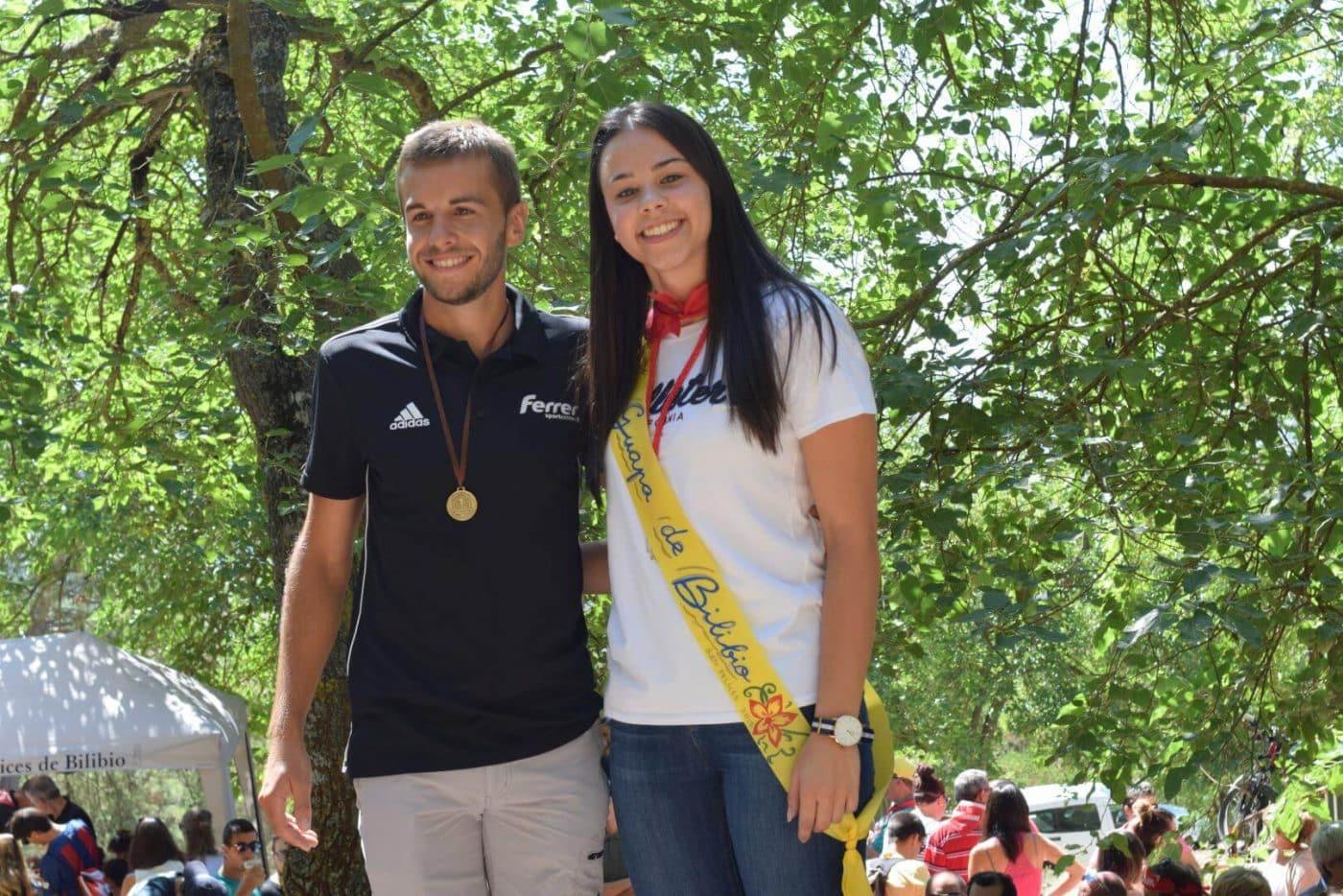Gustavo Sánchez y Rebeca Peña, ganadores en San Felices 21