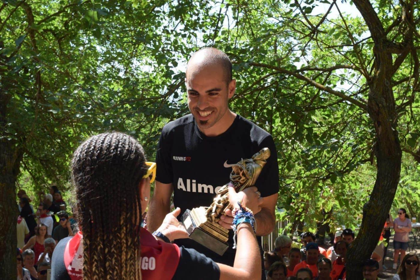 Gustavo Sánchez y Rebeca Peña, ganadores en San Felices 22