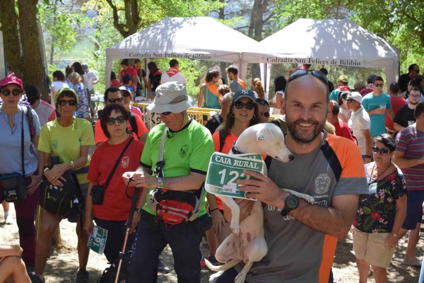 Gustavo Sánchez y Rebeca Peña, ganadores en San Felices 28