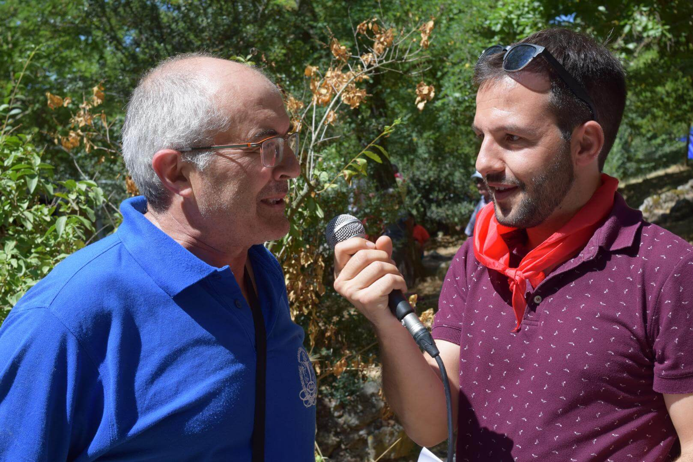 Gustavo Sánchez y Rebeca Peña, ganadores en San Felices 5